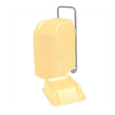 Alzadores infantiles para butacas de color amarillo en liquidación - Alzadores Korflip