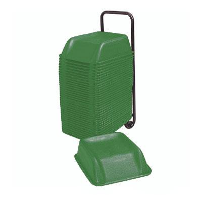 Alzadores infantiles para butacas de color verde en liquidación - Alzadores Korflip