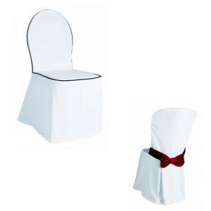 Funda para silla de banquete o catering en liquidación
