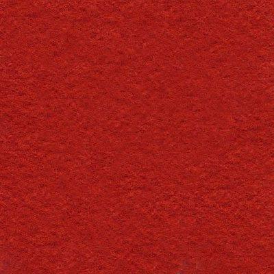 Moqueta ferial para eventos color rojo