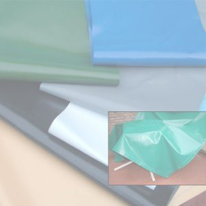 Tejido plástico de protección